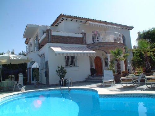 Marbella properties villa villas real estate malaga villas for sale on malaga - Malaga real estate ...